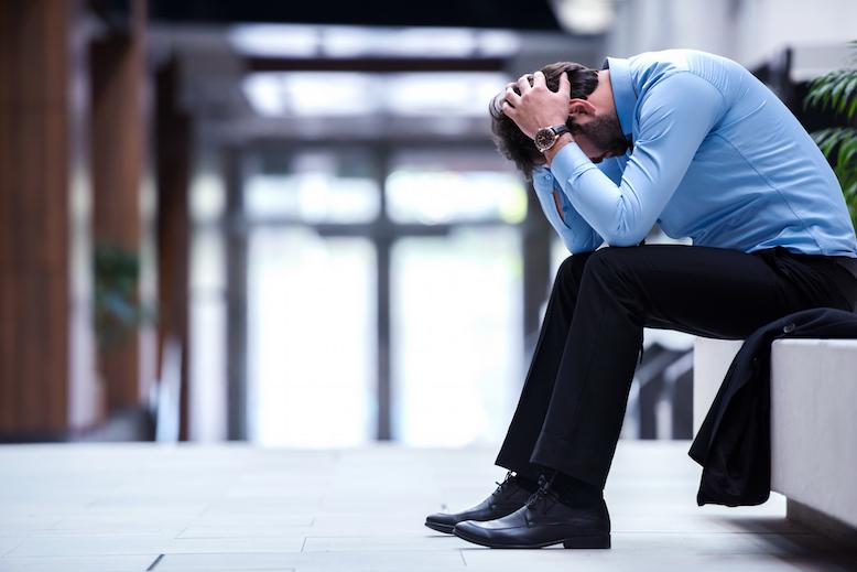 Stock Depression